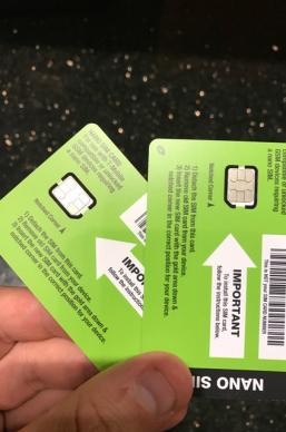 Reup/Recharge | Arieli Mobile – Prepaid USA SIM Card wireless provider